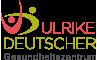 Ulrike Deutscher –Gesundheitszentrum Logo